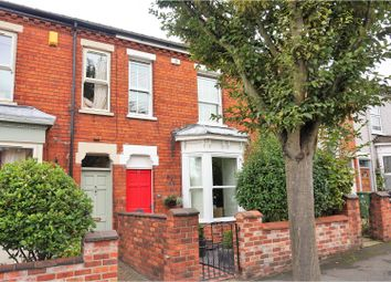 Thumbnail 3 bed terraced house for sale in Richmond Road, Lincoln