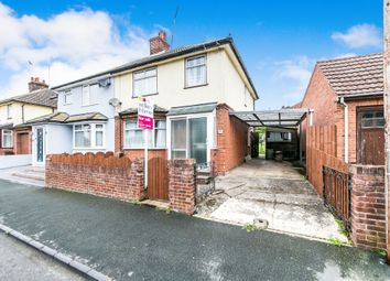 Thumbnail 3 bed semi-detached house for sale in Una Road, Parkeston, Harwich