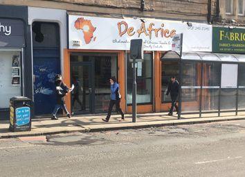Thumbnail Retail premises to let in 163 Dalry Road, Edinburgh