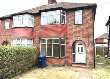 Thumbnail 3 bed semi-detached house to rent in Cumbrian Gardens, London