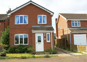 Thumbnail 3 bed detached house for sale in Evergreen Way, Brayton, Selby