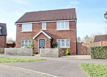 4 bed detached house for sale in Woodfield Lane, Lower Cambourne, Cambourne, Cambridge CB23