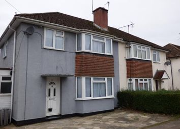Thumbnail 3 bed semi-detached house for sale in West Road, Farnborough