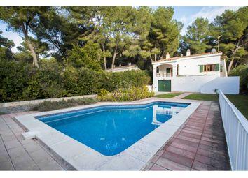 Thumbnail 3 bed villa for sale in Son Parc, Son Parc, Balearic Islands, Spain