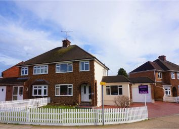 Thumbnail 3 bed semi-detached house for sale in Carter Drive, Romford