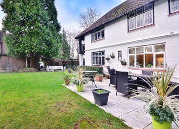 Thumbnail 4 bed detached house for sale in Felbridge, East Grinstead, West Sussex