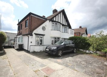 Thumbnail 4 bed semi-detached house for sale in Woodhurst Avenue, Petts Wood, Orpington