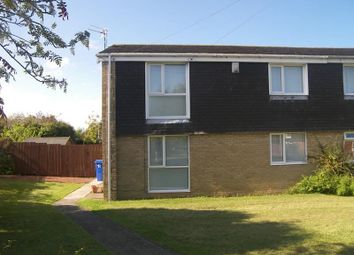 Thumbnail 2 bed flat to rent in Pecket Close, Blyth
