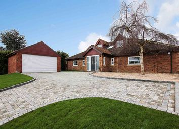 Thumbnail 5 bed detached house for sale in The Highlands, Exning