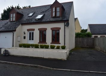 Thumbnail 3 bed property to rent in Heol Ty Newydd, Cilgerran, Cardigan