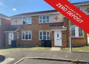 Thumbnail 2 bed property to rent in Curlbrook Close, Wootton, Northampton