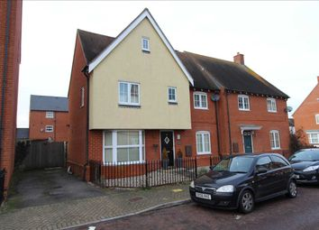 Thumbnail 3 bed semi-detached house for sale in Mario Way, Colchester