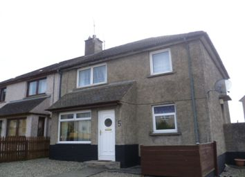 Thumbnail 1 bed flat for sale in Corlundy Crescent, Crieff