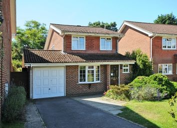 Thumbnail 3 bed detached house to rent in Oakenbrow, Sway, Lymington