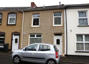 Thumbnail 2 bed terraced house for sale in Bryntaf, Aberfan, Merthyr Tydfil