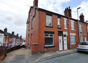 Thumbnail 2 bed end terrace house to rent in Richmond Street, Hartshill, Stoke-On-Trent