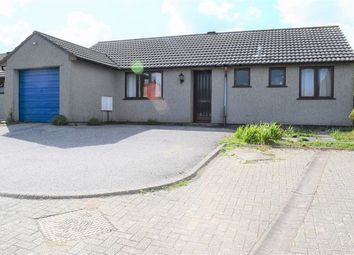 Thumbnail 3 bed detached bungalow for sale in Chenoweth Close, Camborne