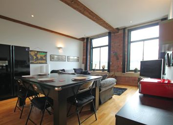 Thumbnail 2 bed flat for sale in Old Mill, Salts Mill Road, Shipley
