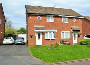 Thumbnail 2 bed semi-detached house for sale in Beldale Park, Liverpool