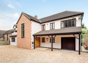Thumbnail 6 bed detached house for sale in Woodlands Drive, Hoddesdon