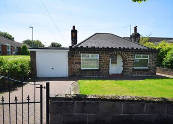 Thumbnail 2 bed detached bungalow for sale in Sneyd Street, Sneyd Green, Stoke-On-Trent