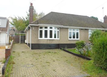 Thumbnail 2 bed bungalow for sale in Mendip Close, Rayleigh