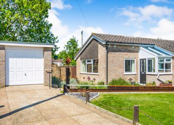 Thumbnail 2 bed detached bungalow for sale in Newfields, Sporle, King's Lynn