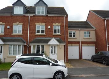 Thumbnail 4 bed terraced house to rent in Mayfield Close, Shrewsbury