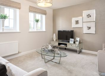 "Thumbnail 3 bed duplex for sale in ""Lowesbury"" at Carters Lane, Kiln Farm, Milton Keynes"