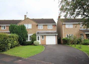 Thumbnail 4 bed detached house for sale in Cromwell, Swindon