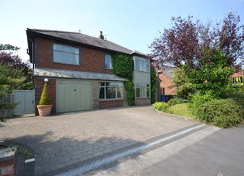 Thumbnail 5 bed detached house for sale in Coppull Moor Lane, Coppull, Chorley