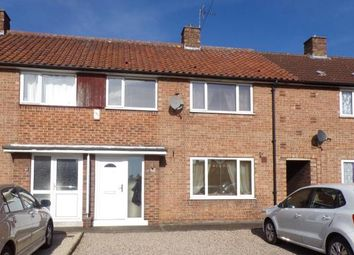 Thumbnail 3 bed terraced house for sale in Turker Close, Northallerton
