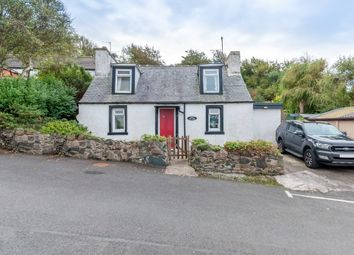 Thumbnail 3 bed detached house for sale in Shiel Cottage, 2 Hill Street, Portpatrick