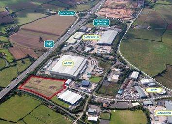 Thumbnail Industrial for sale in Showground Distribution Park, Showground Road, Bridgwater