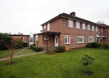 Thumbnail 3 bed semi-detached house to rent in Buddens Road, Wickham, Fareham