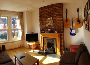 Thumbnail 3 bed flat to rent in Acre Road, Colliers Wood, London