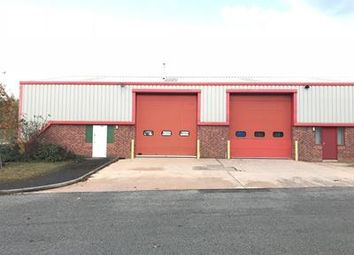 Thumbnail Light industrial to let in Unit 8 & 9, Excalibur Industrial Estate, Fields Road, Alsager