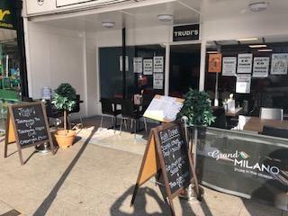 Thumbnail Restaurant/cafe for sale in Trudi's Cafe, 46 Torbay Road, Paignton, Devon