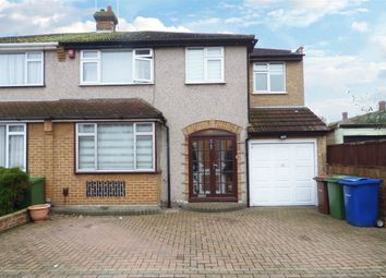 Thumbnail 4 bed semi-detached house for sale in Redlie Close, Stanford-Le-Hope, Essex