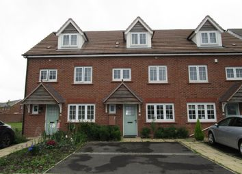 Thumbnail 4 bedroom town house for sale in Northwick Terrace, Bilston