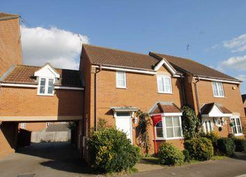 Thumbnail 4 bed semi-detached house for sale in Ebbw Vale Road, Irthlingborough, Wellingborough