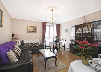 Thumbnail 3 bed flat for sale in Pembroke House, Hallfield Estate, London