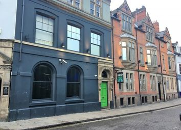 Thumbnail Leisure/hospitality to let in 13-15 Weekday Cross, Nottingham, Nottingham