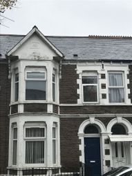 Thumbnail 1 bed flat to rent in Tynewydd Road, Barry