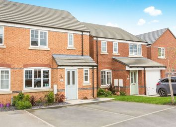 Thumbnail 3 bed semi-detached house for sale in Redshank Place, Sandbach