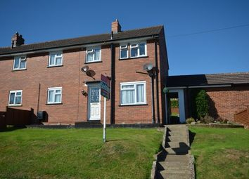 Thumbnail 3 bed semi-detached house for sale in Lower Cotteylands, Tiverton