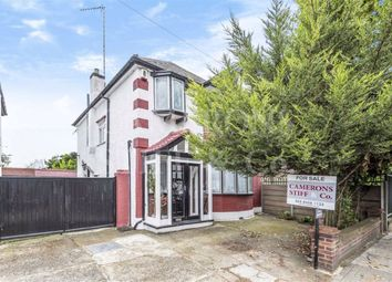 Thumbnail 3 bedroom property for sale in Sherrick Green Road, Dollis Hill