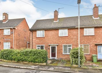 Thumbnail 3 bed semi-detached house for sale in Osbert Close, Norwich