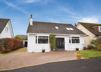 Thumbnail 4 bed detached house for sale in Riverside Road, Eaglesham, Glasgow