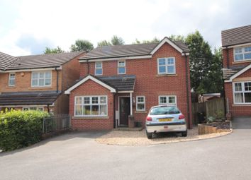 Thumbnail 3 bed detached house for sale in Cuckoofield Close, Morganstown